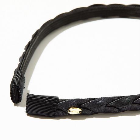 rondo head band /black/beige/white