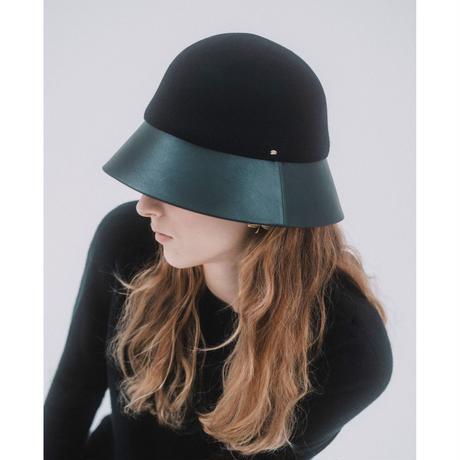 shade hat / black,beige