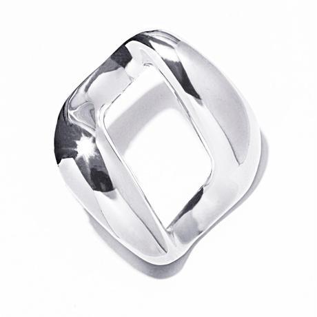rome pierce single (silver)