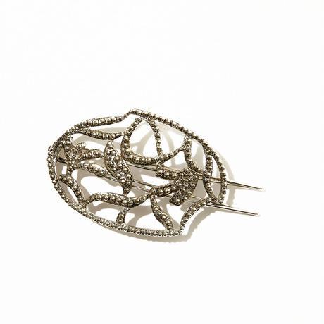 coral pin