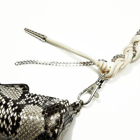 tube chain bag python