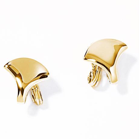 ginkgo earring