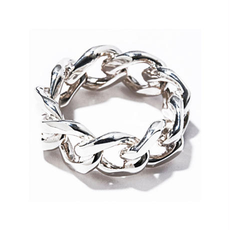 catena ring silver