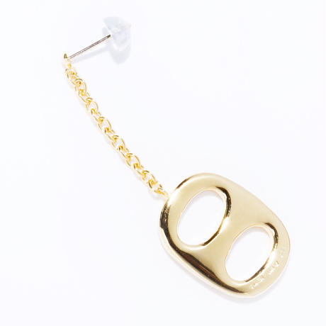 key hole chain pierce