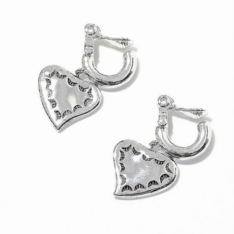 ancient heart  earring