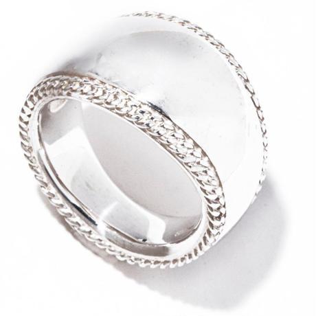 nonna ring silver