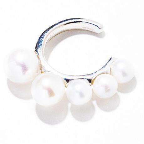 perl ear cuff
