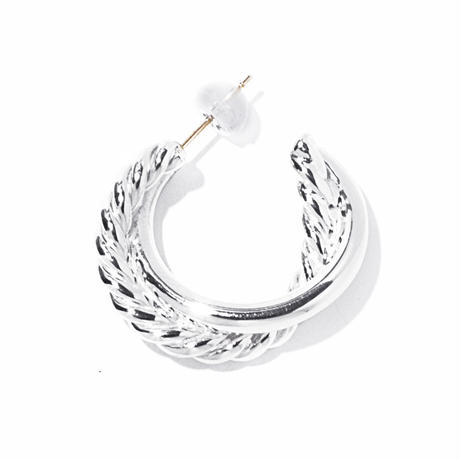 twist pierce(silver)