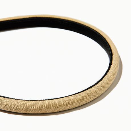 canon head band /black/beige/khaki