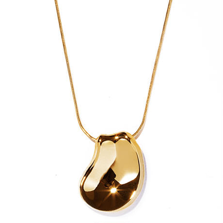 petal inside necklace
