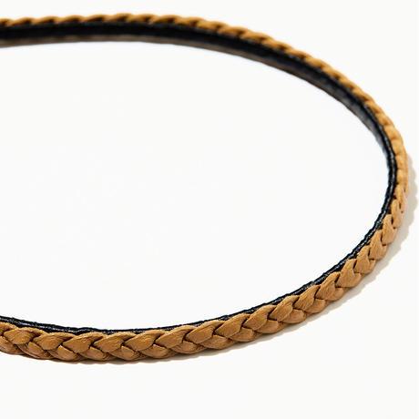 sonatine head band /black/camel