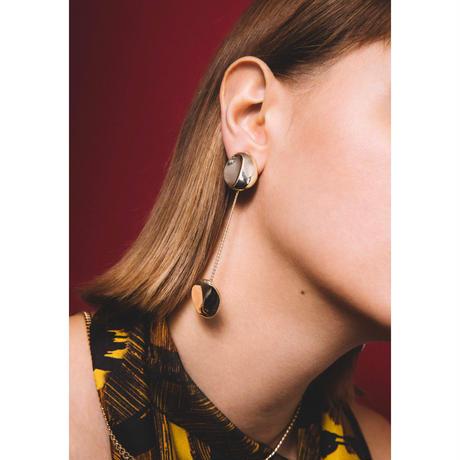 W beans earring