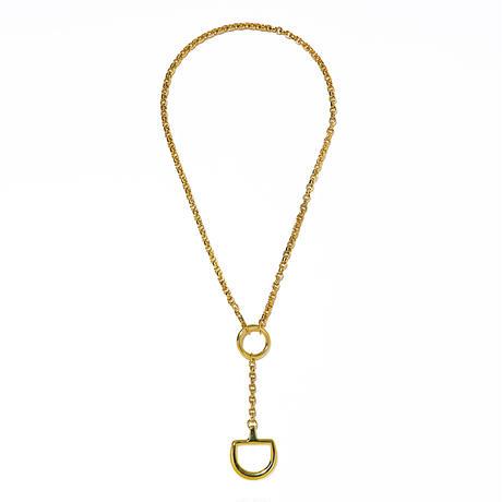 bit chain necklace