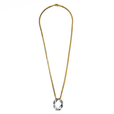 chain top necklace
