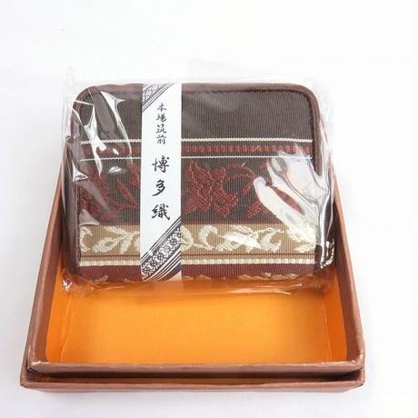 ◆本場筑前 博多織 コインケース/小銭入れ1◆新品 6s1
