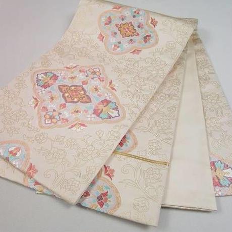 z112■極上の逸品 袋帯 北尾織物匠 西陣織 唐織 ササン朝追想 新品美品