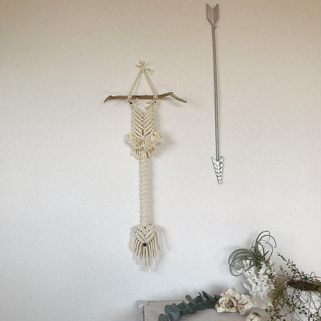 Macrame Arrow