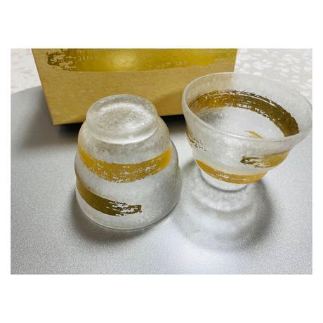 金彩冷茶セット