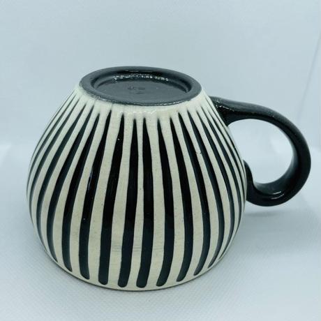 ストライプスープカップ
