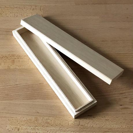 木箱 250×40×17