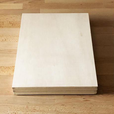木箱 W250 × D40 × H25