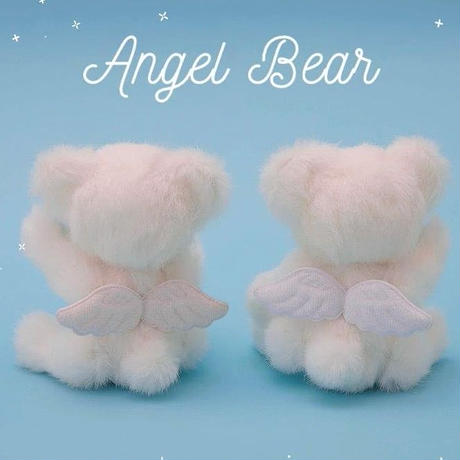 Angel Bear / blue