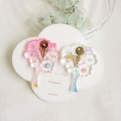 bouquet(大)イヤリングA