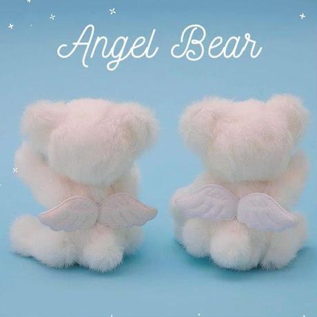 Angel Bear / pink
