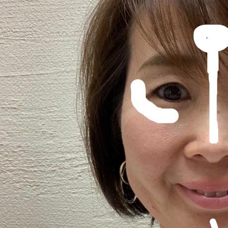 【ハイライト キラキラフィニッシュ】イエローベース 光りで影をコントロール!!