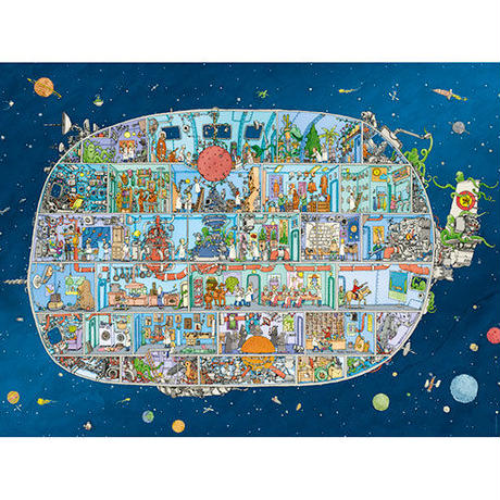 29841  Mattias Adolfsson : Spaceship