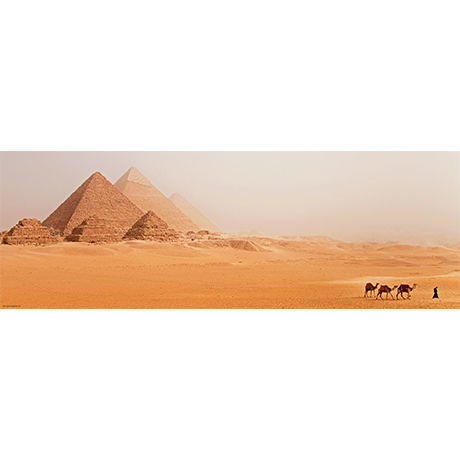 Pyramids : Ed. Humboldt - 29516