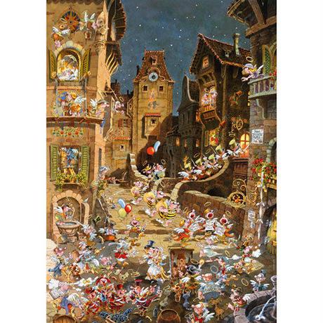 29875  Michael Ryba : Romantic Town, By Night