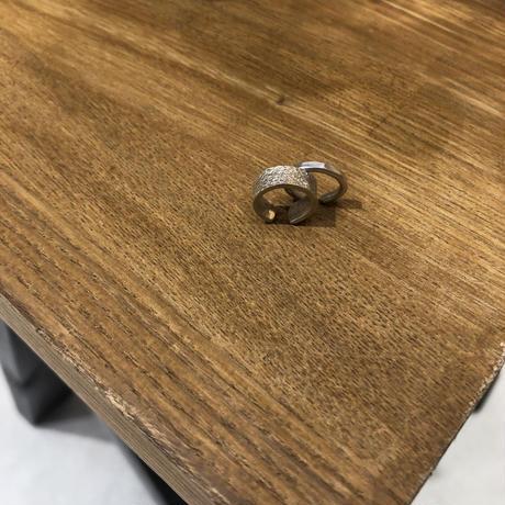 silver999  ear cuff <middle>  Set