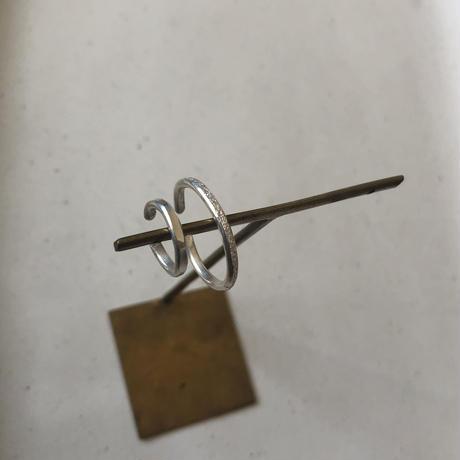 silver999  ear cuff  <slim Set >