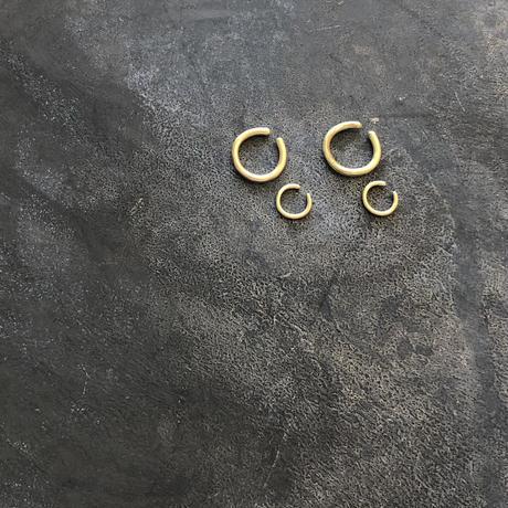 真鍮  ear cuff Set
