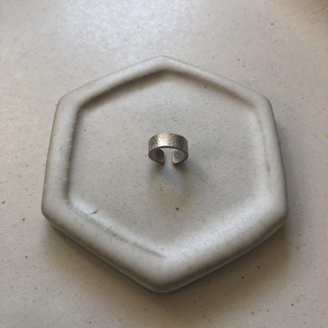 silver999  ear cuff <middle>