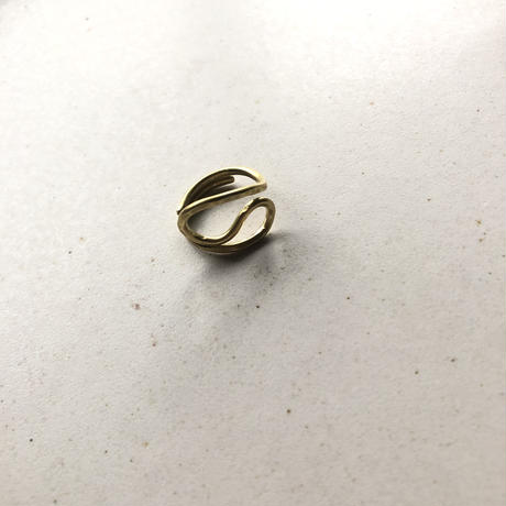 Brass Kuneri ring③
