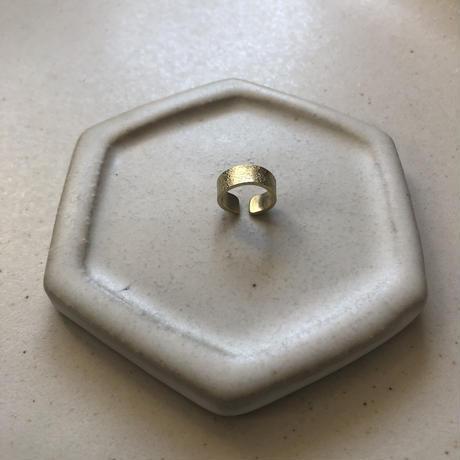 真鍮  ear cuff <middle>