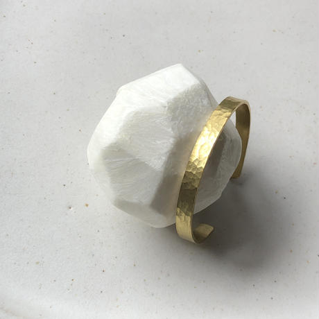 Brass bangle <middle>standard