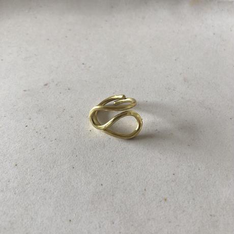 Brass Kuneri ring ②
