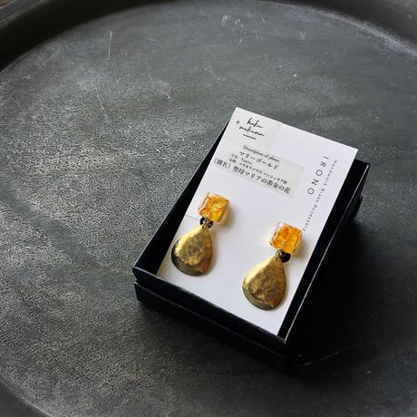 hakumokuren × IRONO <marigold>