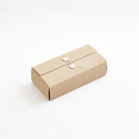 plywood leather tissue box case