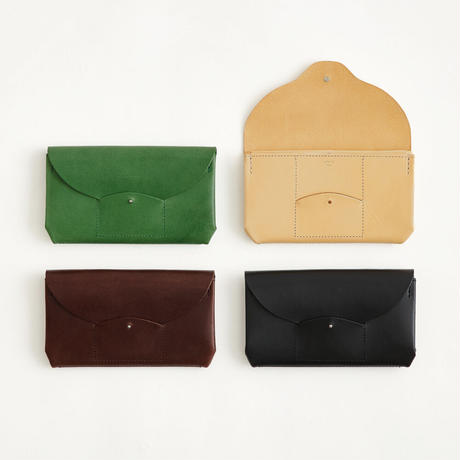 RIC-RAC LONG WALLET ( 4 colors )