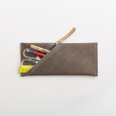 spiral pen case(black / gray / sand)