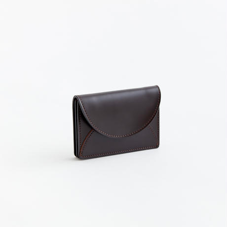 FOLD MINI WALLET (GRAY/D.BROWN/BLACK/WHITE)