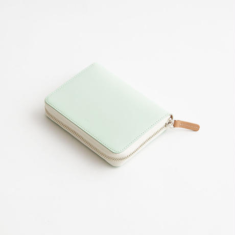 pop-up medium wallet -2 (black / nude / yellow / mint)