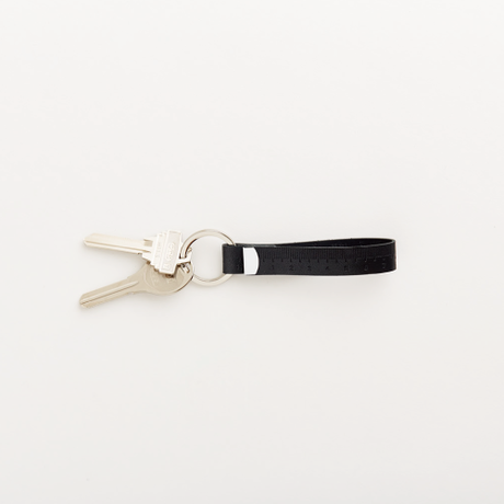 tape measure keyholder(nude  / black)