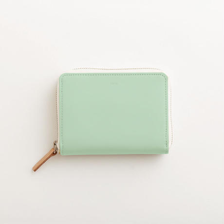 pop-up medium wallet *旧モデル( mint  /yellow / white)