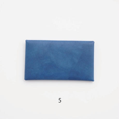 "SEAMLESS LONG WALLET  "" INDIGO """