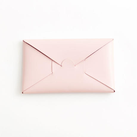 "seamless long wallet : pink ""limited color"""